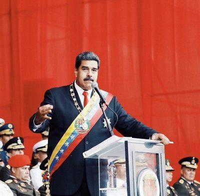 Mandatario venezolano alertó al pueblo por el asedio internacional contra la Unión Cívico Militar