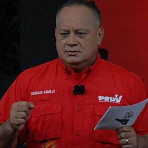 """Cabello devela operación """"Cisne Negro"""" de la derecha para facilitar fuga de de detenidos en el Helicoide"""