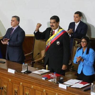 Nicolás Maduro: Hay que trabajar por lograr un diálogo en Venezuela, a pesar de presiones «externas»