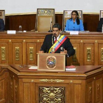ANC aprobó Decreto Constituyente en reconocimiento a la victoria electoral del presidente Nicolás Maduro