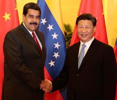 China felicita a Nicolás Maduro y reafirma lazos de cooperación