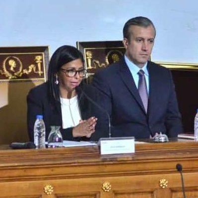 Delcy Rodríguez: Con el triunfo de Venezuela el 20M se defiende la paz de los pueblos latinoamericanos