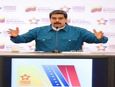 Presidente Maduro anunció creación de nuevo fondo para el desarrollo local y regional