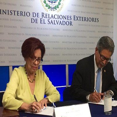 El Salvador y Venezuela acuerdan reactivación de la Misión Milagro