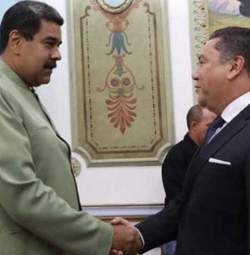 Presidente Maduro aseguró que con el diálogo se lograràn soluciones para Venezuela