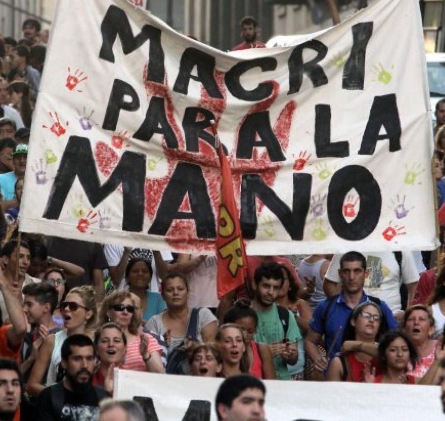 Paro general en Argentina contra ajustes económicos de Macri