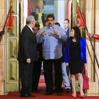 Maduro: El único camino que necesita Venezuela es el del diálogo