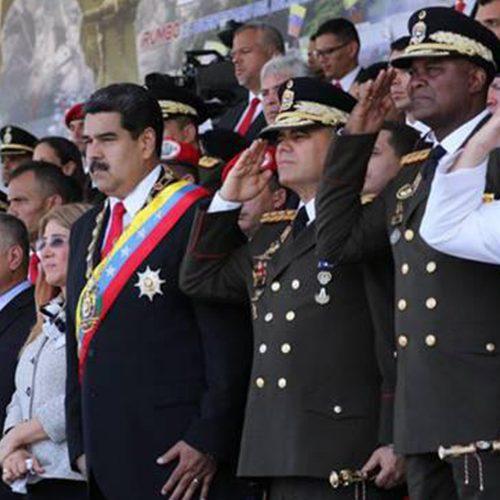 Presidente Maduro llama a la defensa de la paz ante plan promovido desde Colombia