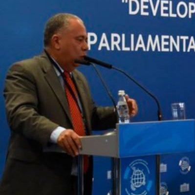 """Elvis Amoroso: El foro de """"Desarrollo de Parlamentarismo"""" es una alternativa para consolidar la soberanía de las naciones"""