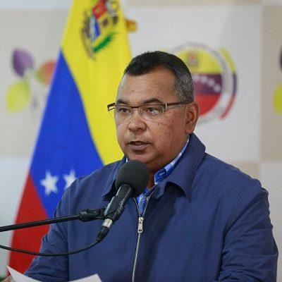 Ministro Reverol ratifica compromiso venezolano en lucha contra tráfico ilícito de drogas