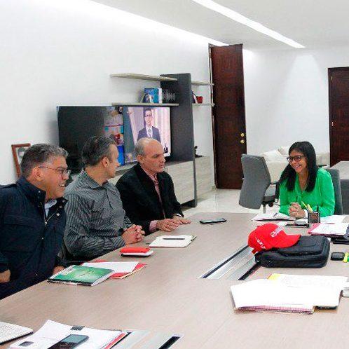Vicepresidentes sectoriales revisaron política de precios acordados