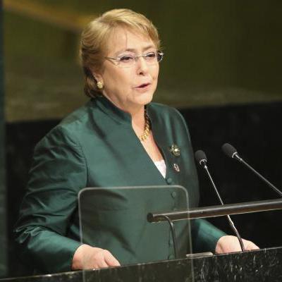 Michelle Bachelet se pronunció sobre sanciones contra Venezuela