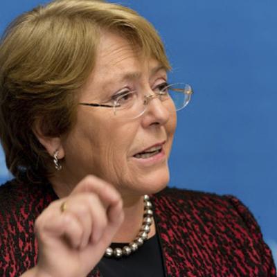 Bachelet reconoce el esfuerzo de Maduro