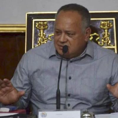 Cabello propuso a Saúl Ortega como presidente de la Comisión de Asuntos Internacionales de la ANC