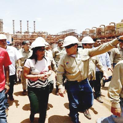 Reconocimiento público a trabajadores desde el estado Bolívar