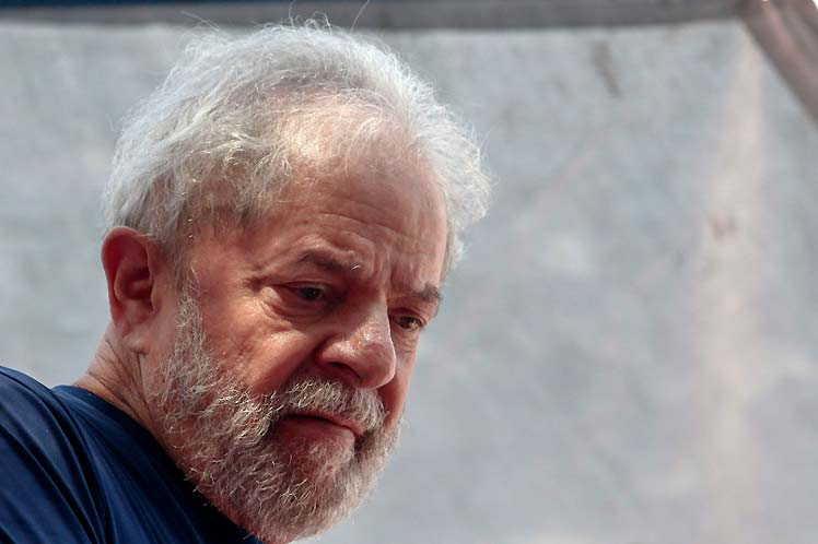 Limitan acceso de los abogados defensores de Lula Da Silva