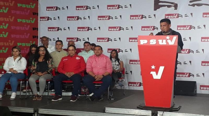 PSUV convoca a movilización permanente