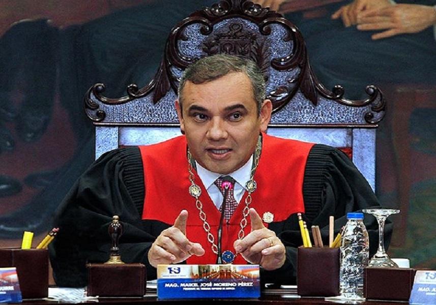 TSJ solicitó allanamiento de la inmunidad parlamentaria de Juan Guaidó
