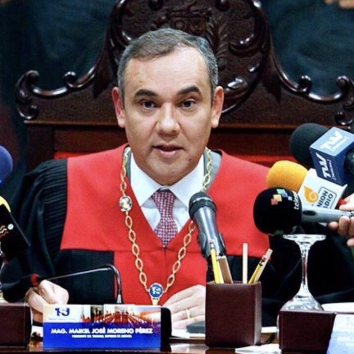 TSJ rechaza intento de golpe de estado
