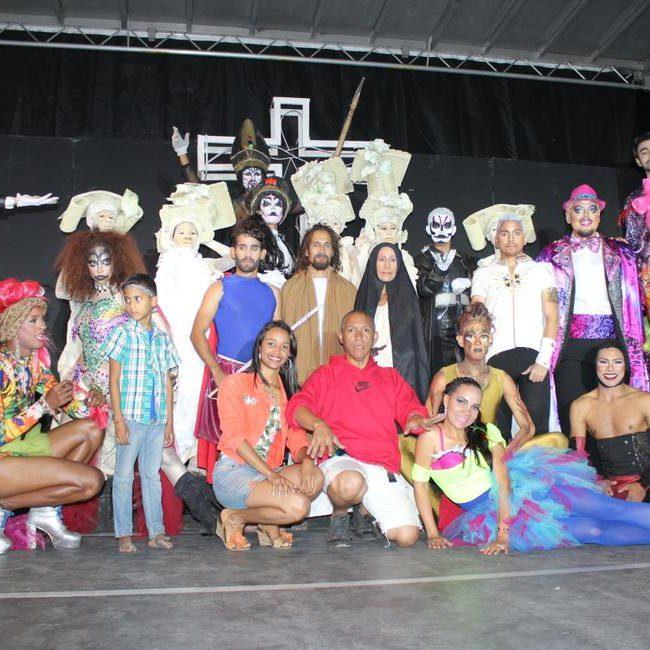 """Fundesvargas estrena """"La piel de Dios"""" en el marco de VIII Festival Internacional de Teatro de Caracas"""