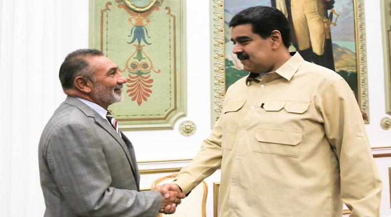 Presidente Nicolás Maduro se reunió con el senador Telmaro para evaluar relaciones bilaterales