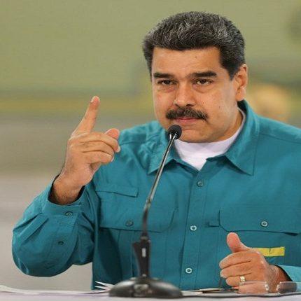 El mandatario nacional  instó a las fuerzas revolucionarias a derrotar el fascismo