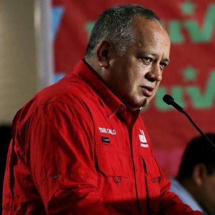 Diosdado Cabello: Situación en el país es de absoluta y total tranquilidad y calma