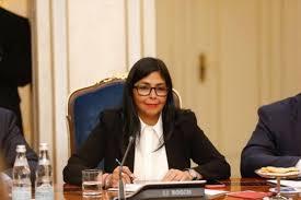 Vicepresidenta Delcy Rodríguez anuncia intervención y reestructuración de CORPOELEC