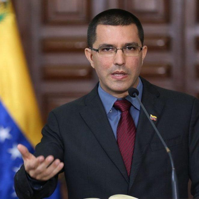 Policía Metropolitana de Washington invadió embajada de Venezuela