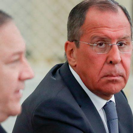 «La democracia no se establece con la fuerza»: Lavrov, acerca de Venezuela