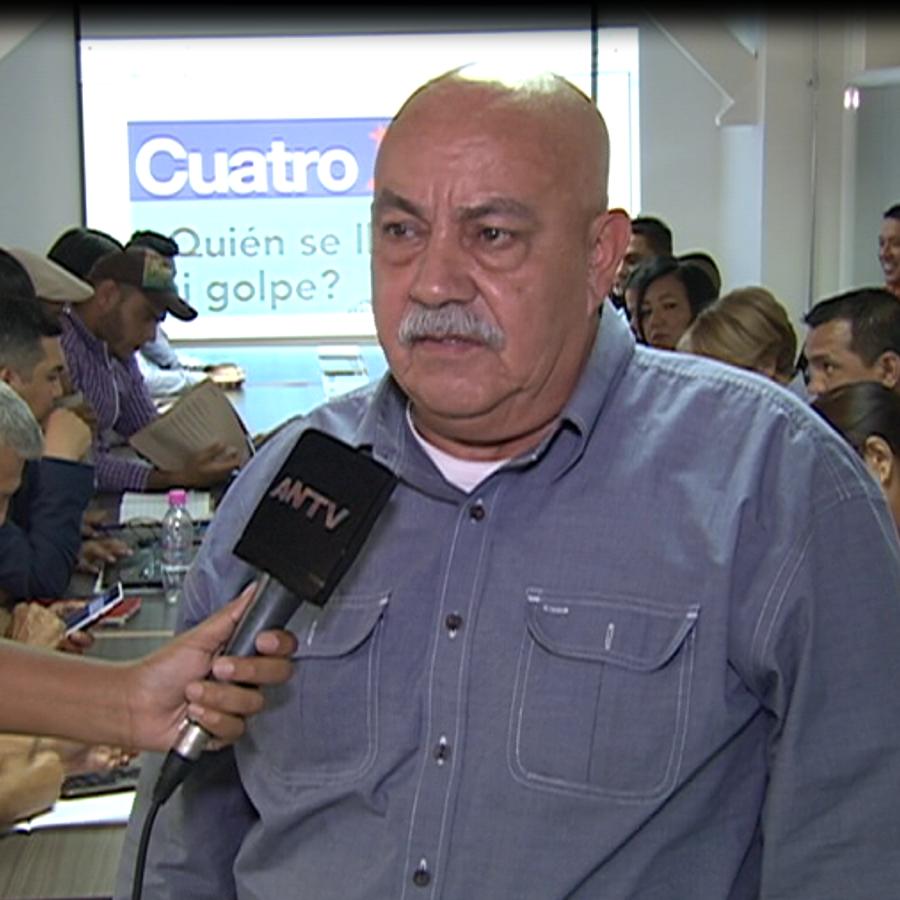 """Darío Vivas: """"20 de mayo celebramos el primer año de la victoria popular"""""""