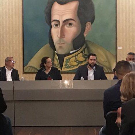 """Tania Díaz: """"La ANC garantiza la paz y convoca para que no haya más impunidad en el País"""""""