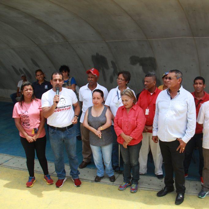Alcalde Terán se suma al registro del Plan Chamba Mayor