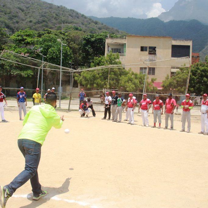 Alcaldía de Vargas inició Liga Laboral Polideportiva