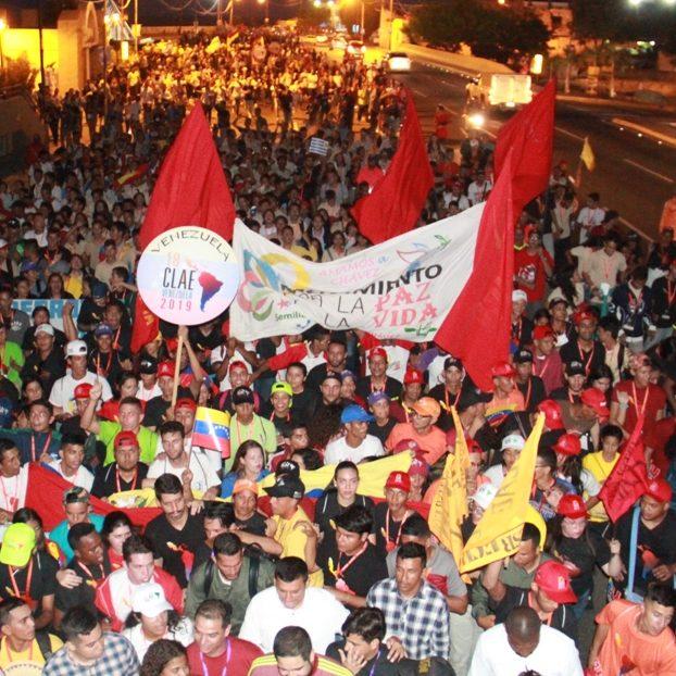 1.800 jóvenes del continente participan en 18va edición del CLAE