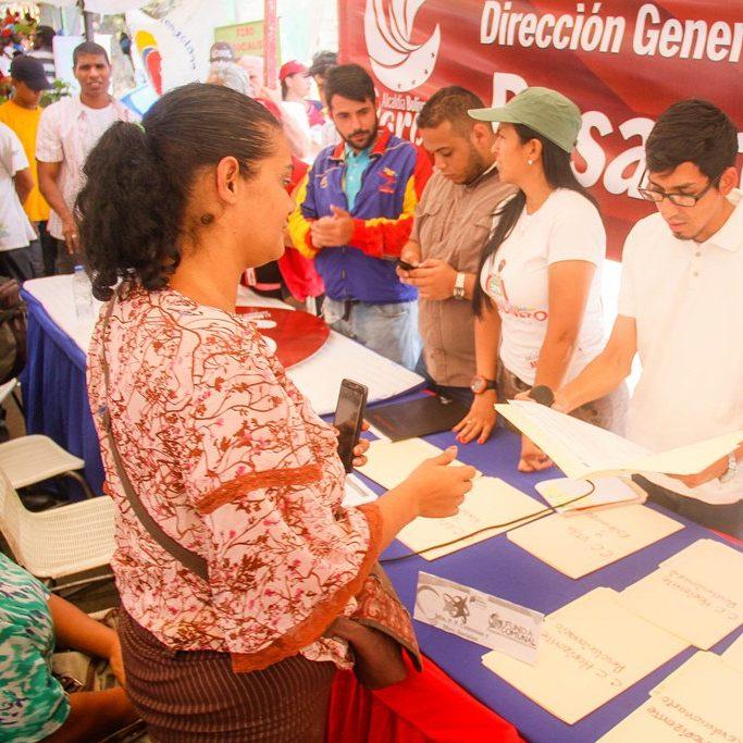 """Programa """"Una Estrella De Mar"""" llegó a la parroquia Caraballeda"""