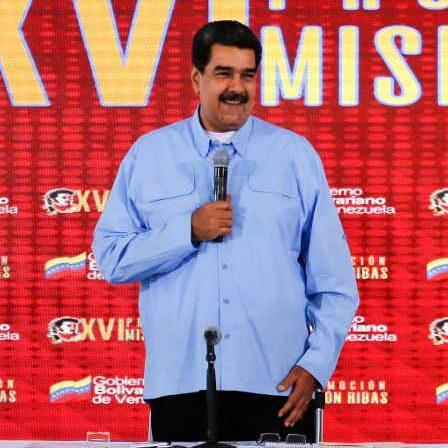 Presidente Maduro fija la meta de la matrícula de la Misión Ribas en 500 mil estudiantes