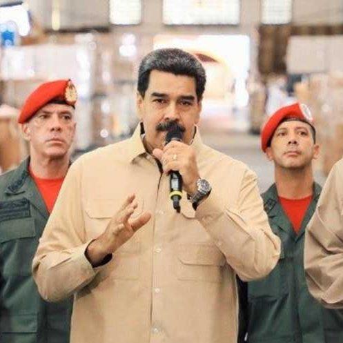 Presidente Maduro: Con el voto recuperaremos la AN