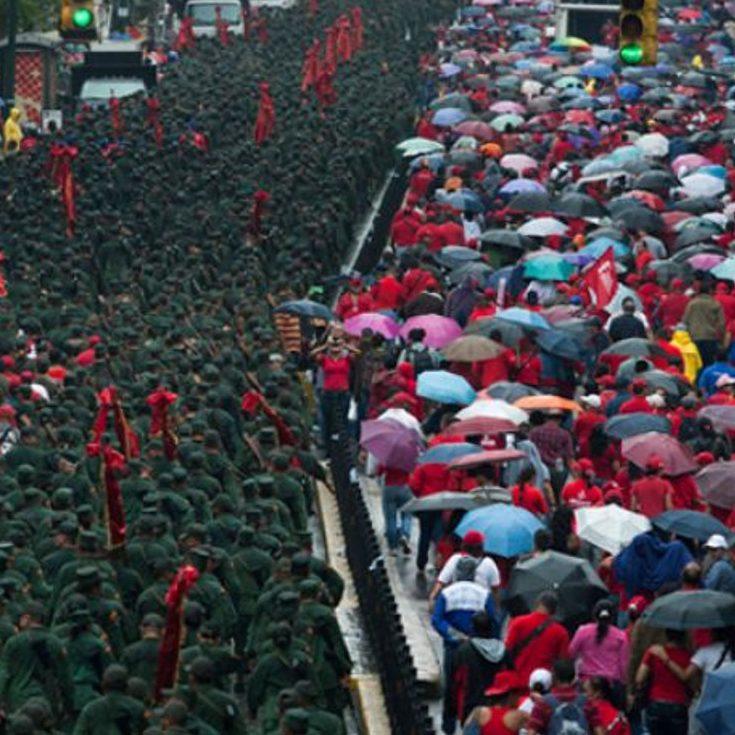 """Nicolás Maduro Moros """"La unión cívico-militar preservará la paz y la independencia de la Patria."""""""