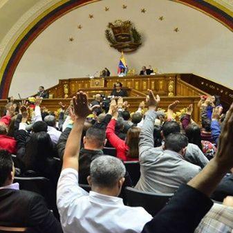 ANC allanó inmunidad a otros cinco diputados golpistas