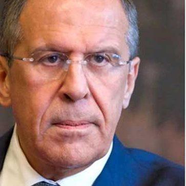 """«Regresar a la doctrina Monroe sería una falta de respeto hacia Venezuela y América Latina"""": Lavrov a Pompeo"""