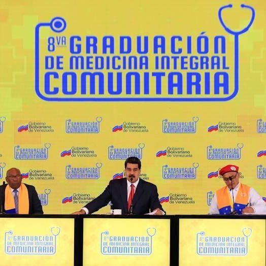 Maduro aprobó 6.416 para reactivar el sistema de salud nacional