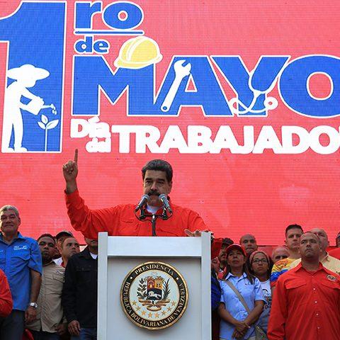"""Nicolás Maduro convocó a una """"gran jornada nacional de diálogo"""""""