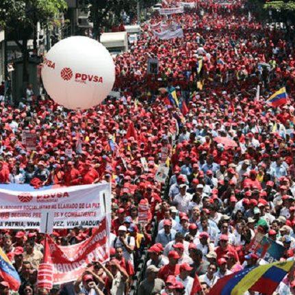 Venezuela conmemorará Día del Trabajador con movilización antiimperialista