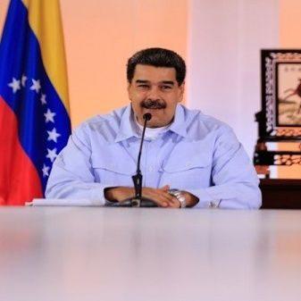 Presidente Nicolás Maduro: «Somos optimistas, creemos en el diálogo, la armonía y la Paz»