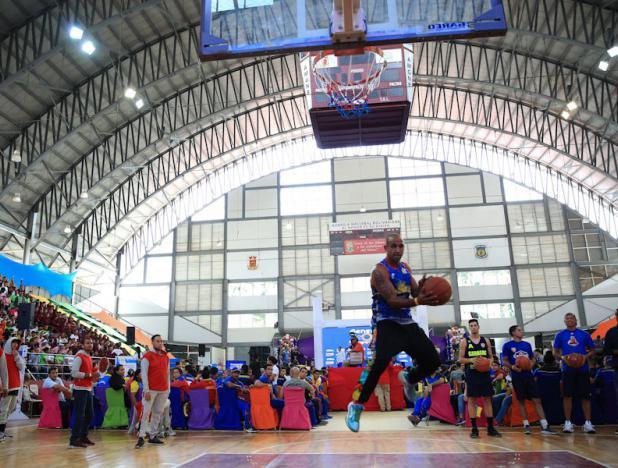 Mandatario Nacional aprobó recursos para el desarrollo del deporte