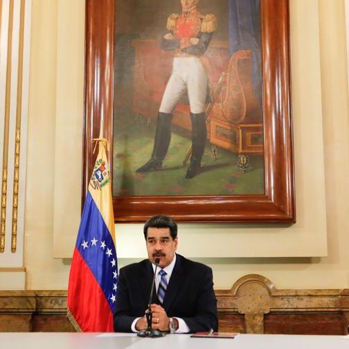 Presidente Maduro declaró  en sesión permanente al Consejo de Defensa y Seguridad de la Nación