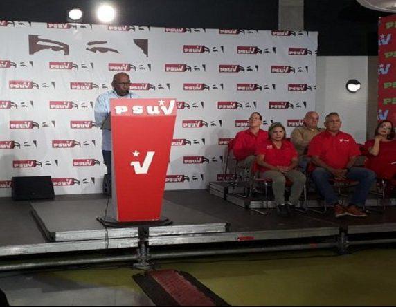 PSUV convoca movilización para este sábado 8 de junio en defensa de los CLAP
