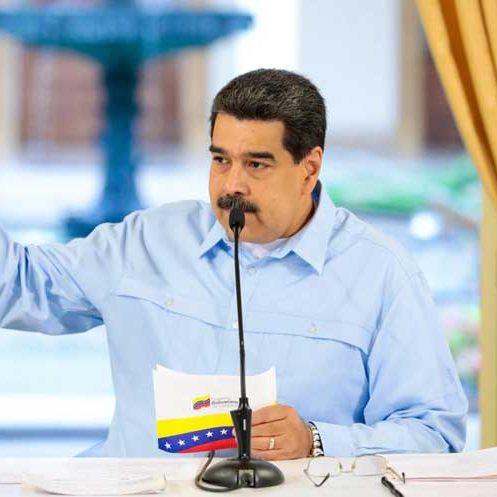 """Presidente Nicolás Maduro: """"El Gobierno de Venezuela apuesta hoy por la senda de rectificación"""""""