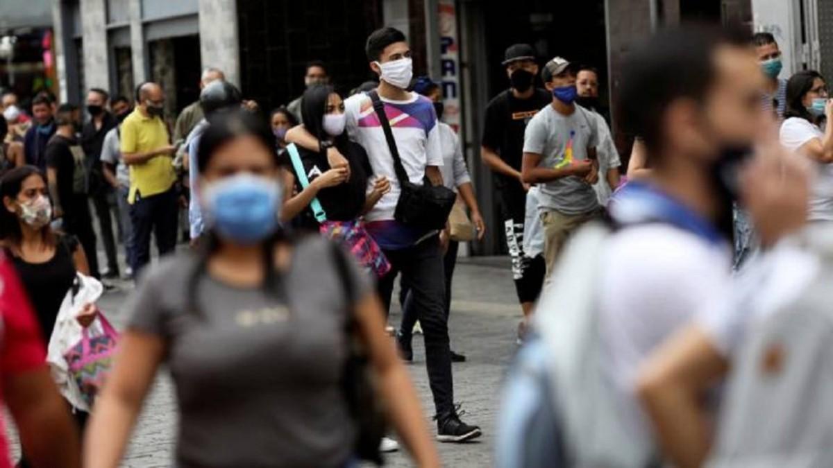 Día 281 de pandemia: 483 nuevos casos, 5 muertes y 95% recuperados